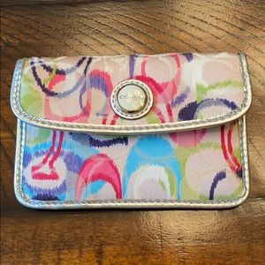New Coach Small Women's wallet